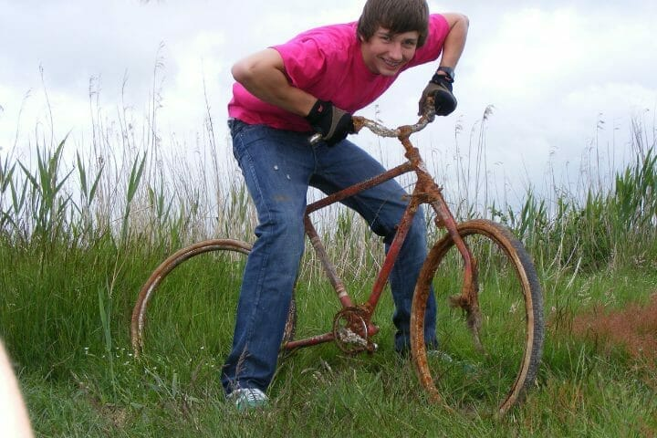 Will Bikes Rust In Shed