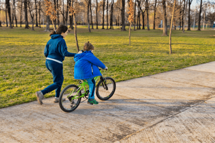 How Much Bike Riding Is Equivalent To Running