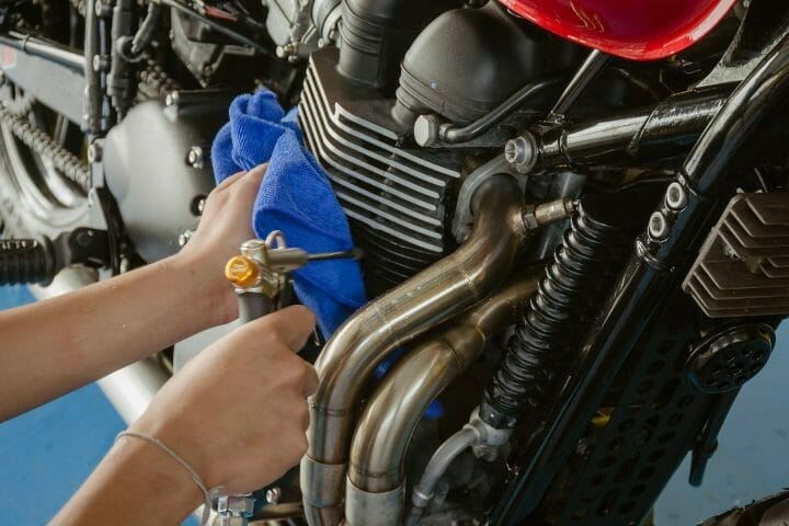 Can You Use Car Cleaner On Bikes