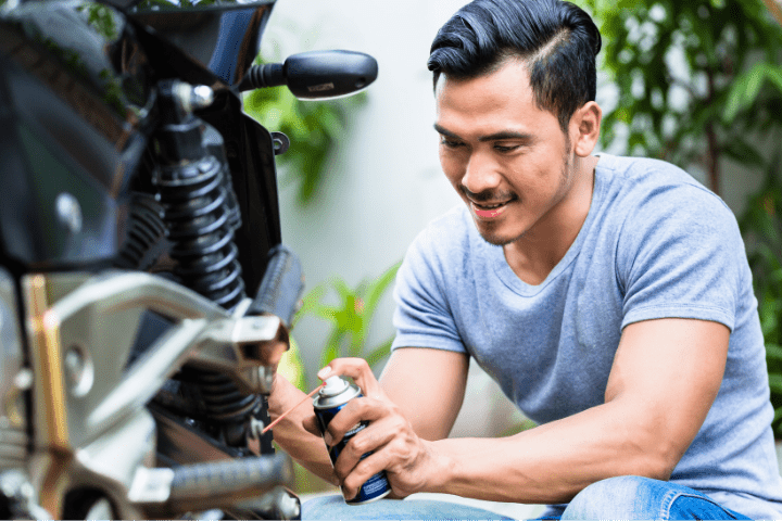 Can You Use White Lithium Grease On Bikes