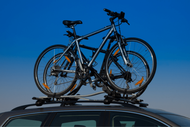 How Fast Can You Go With Bikes On Roof